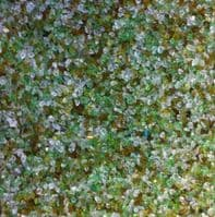 25kg Recycled Glass Grit For Sandlbasting Wooden Furniture (and many other uses)
